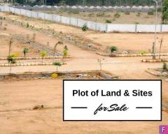 Plots of Land and Sites for Sale