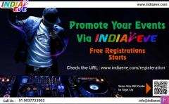 Publish Upcoming Events In India – IndiaEve
