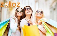 Meet your business needs in a shopping cart through Zelloz