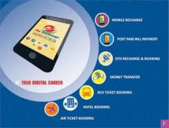 START MOBILE RECHARGE BUSINESS AND EARN 5000-10000/- MONTH