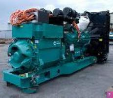Used Kirloskar Diesel Generator Set Supplier