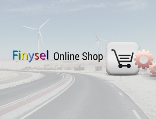 Online Shop has completed its Initial Set Up