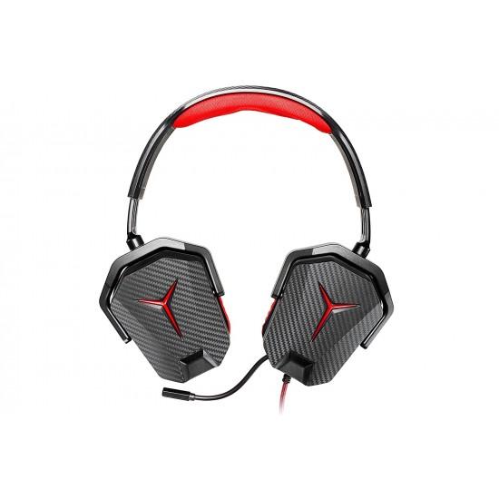 Lenovo Legion GXD0L03746 Gaming Stereo Headphones with Mic (Black)